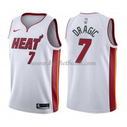 Miami Heat Basket Tröja 2018 Goran Dragic 7# Association Edition..